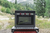 Deluxe Outdooroven