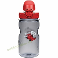 Nalgene  Everyday OTF Kids 0,375L Grau Cars