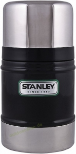 Stanley Vakuum Food Container, 500 ml schwarz